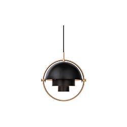 多元文化吊灯 Multi-Lite Pendant Lamp 路易斯·韦斯多夫 Louis Weisdorf