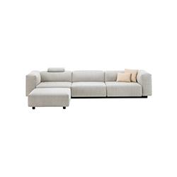 软模化沙发 Soft Modular Sofa 维特拉 vitra品牌 Jasper Morrison 设计师