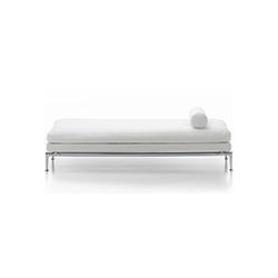 西雅图沙发床 Suita Daybed 维特拉 vitra品牌 Antonio Citterio 设计师