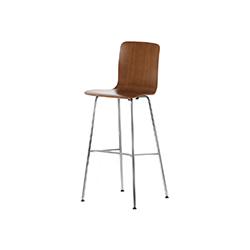 哈尔吧椅 HAL stool 维特拉 vitra品牌 Jasper Morrison 设计师
