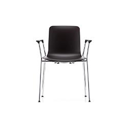 哈尔扶手椅 HAL Tube Armrest 维特拉 vitra品牌 Jasper Morrison 设计师