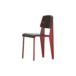 标准SP餐椅 Standard SP chair 维特拉 vitra品牌 Jean Prouve 设计师
