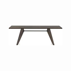 苏威餐桌 Table Solvay 维特拉 vitra品牌 Jean Prouve 设计师