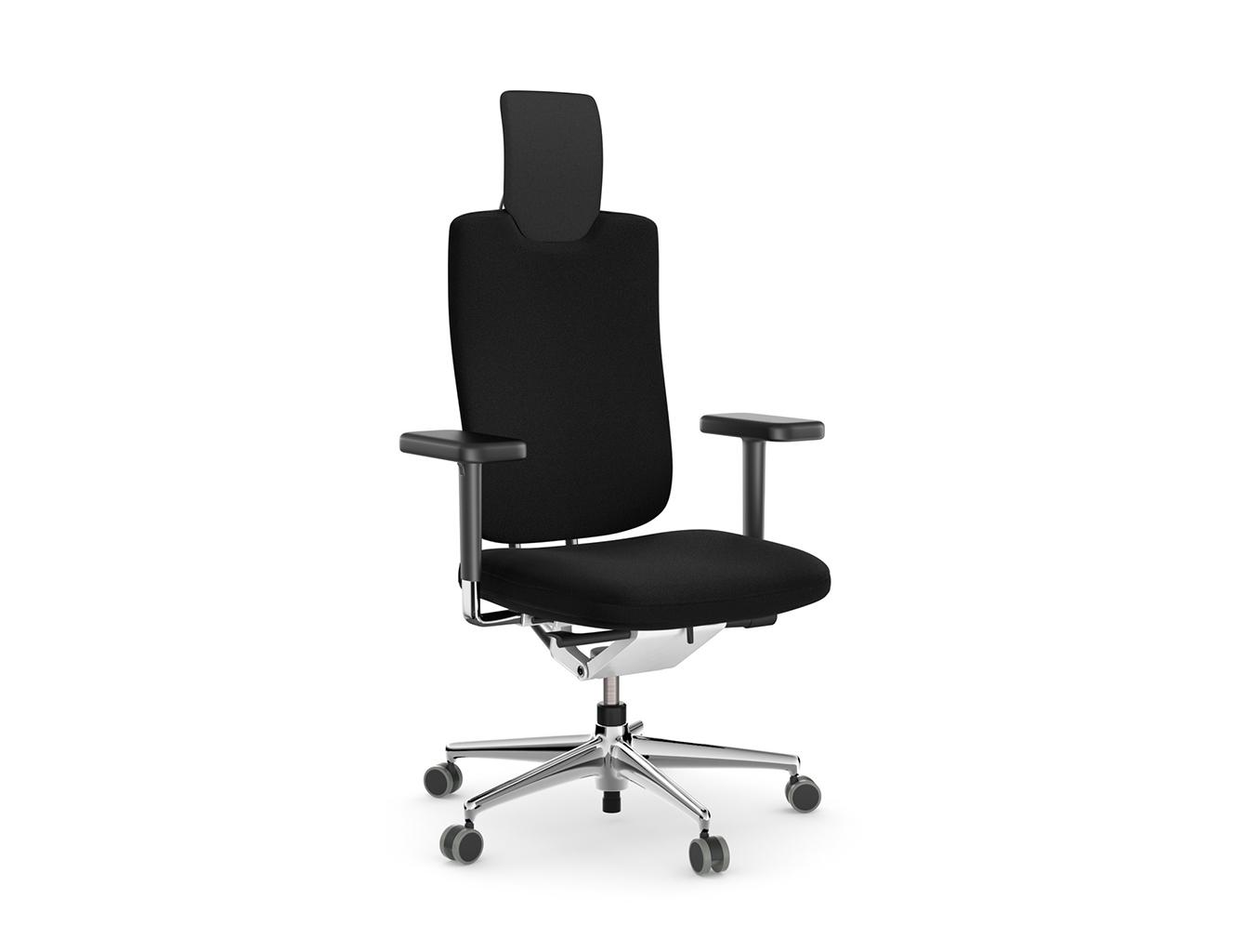 Mario & Claudio Bellini| HeadLine 大班椅 HeadLine Management Chair