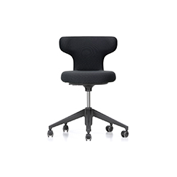 Pivot 职员椅 Pivot Stool 维特拉 vitra品牌 Antonio Citterio 设计师