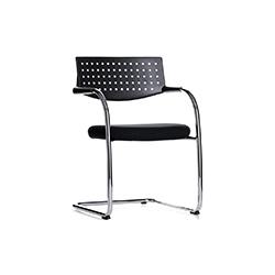 Visavis 2 会议椅 Visavis 2 维特拉 vitra品牌 Antonio Citterio 设计师