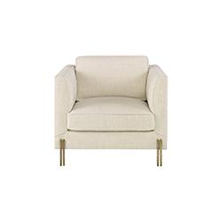 Melange俱乐部休闲椅 Melange Club Chair 凯莉韦斯特勒 Kelly Wearstler品牌 Kelly Wearstler 设计师