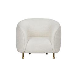 吕西安休闲椅 Lucien Chair 凯莉韦斯特勒