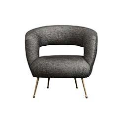 月桂休闲椅 Laurel Lounge Chair 凯莉韦斯特勒 Kelly Wearstler品牌 Kelly Wearstler 设计师
