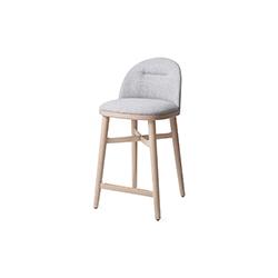 外滩酒吧椅 bund bar chair 恒星 Stellar Works品牌 Neri Hu 设计师