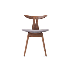 鹿角椅 Antler Chair 恒星 Stellar Works品牌 Vilhelm Wohlert 设计师
