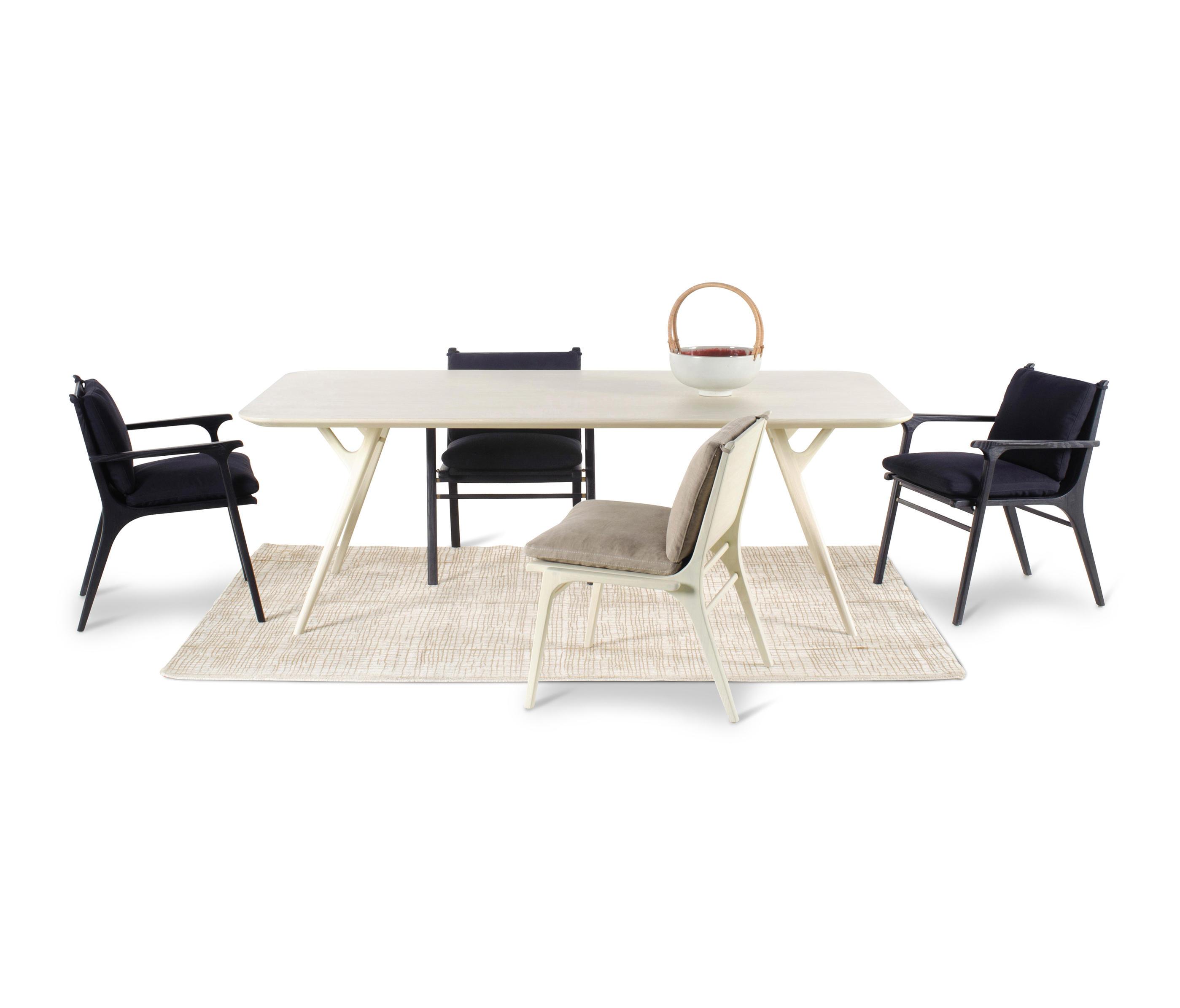 桌几|餐桌|创意家具|现代家居|时尚家具|设计师家具|定制家具|实木家具|Ren 餐桌 (方形)