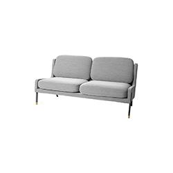 Blink 沙发 Blink Sofa Two Seater Yabu Pushelberg Yabu Pushelberg