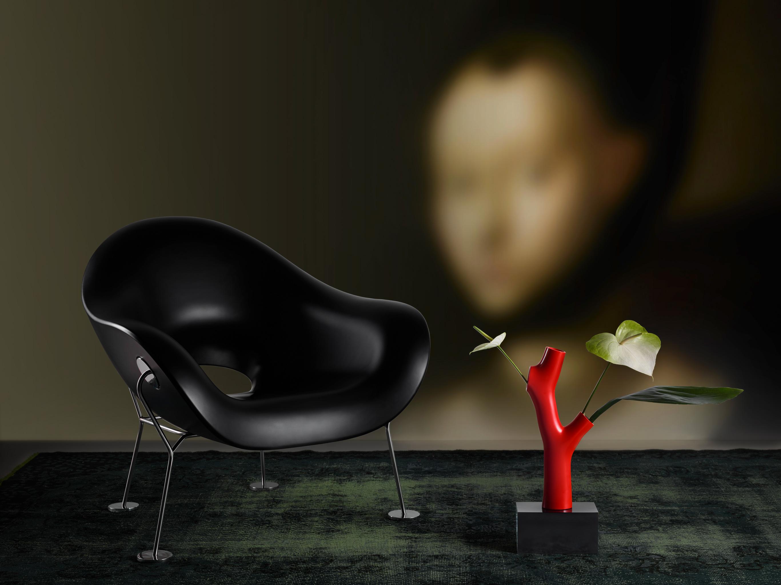 蛹型休闲椅