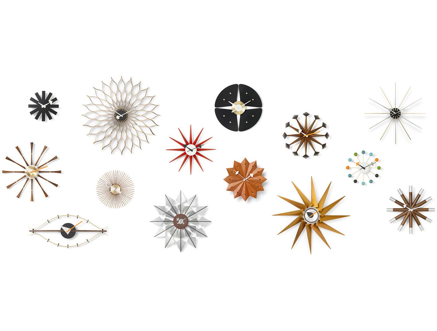 附件|钟表|创意家具|现代家居|时尚家具|设计师家具|定制家具|实木家具|挂钟 - 涡轮时钟