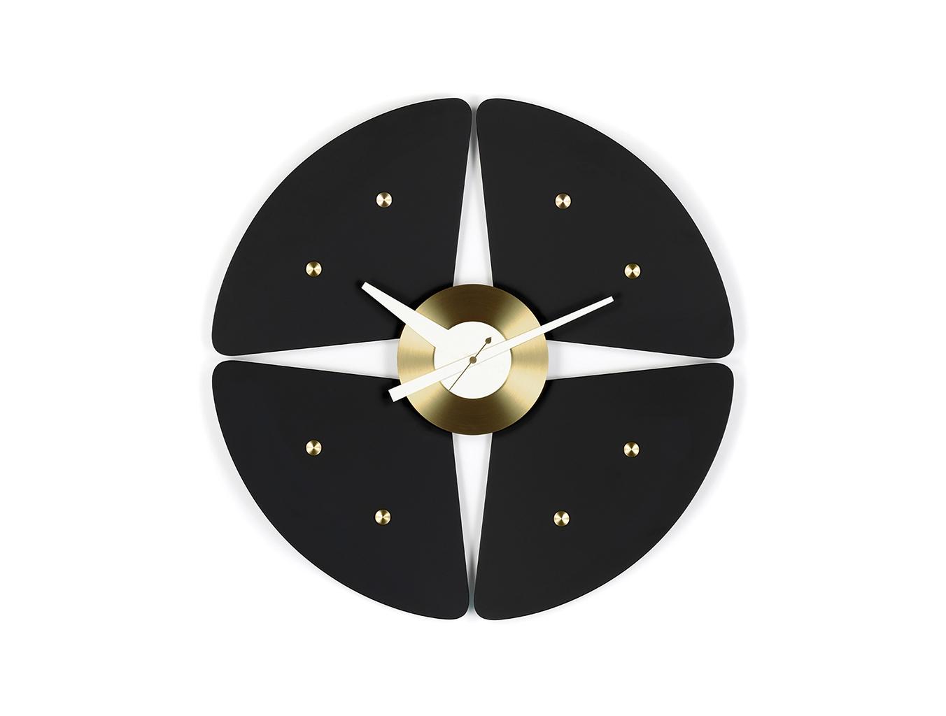 附件 钟表 创意家具 现代家居 时尚家具 设计师家具 定制家具 实木家具 挂钟-花瓣钟