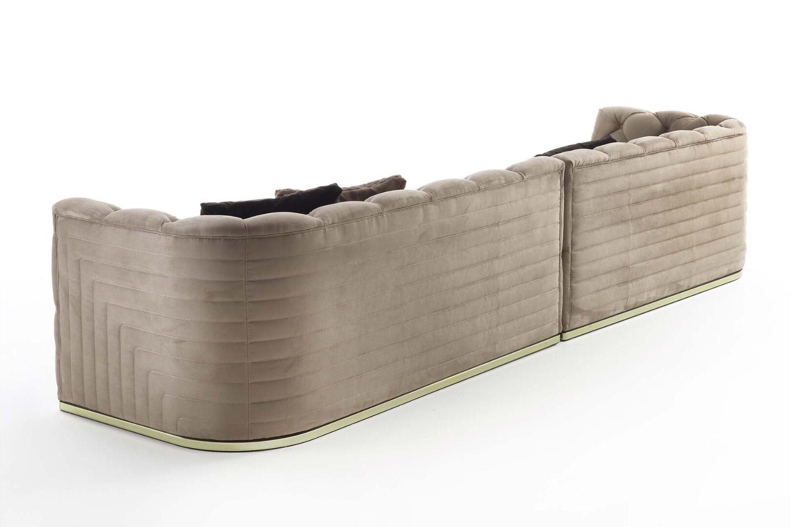 客厅|沙发|创意家具|现代家居|时尚家具|设计师家具|优选轻奢三人沙发