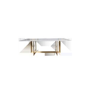 轻奢风格餐桌H19