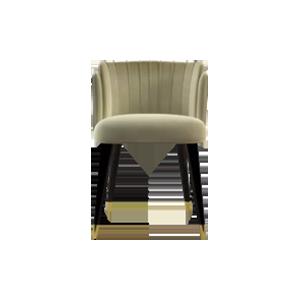 轻奢风格餐椅H24