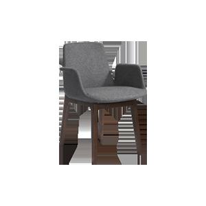 轻奢风格餐椅H45