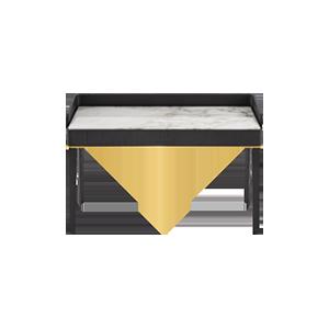 现代风格书桌H7
