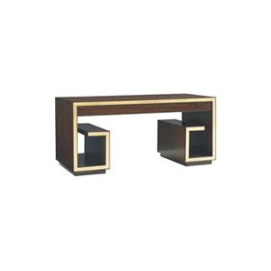 新美式书桌H8