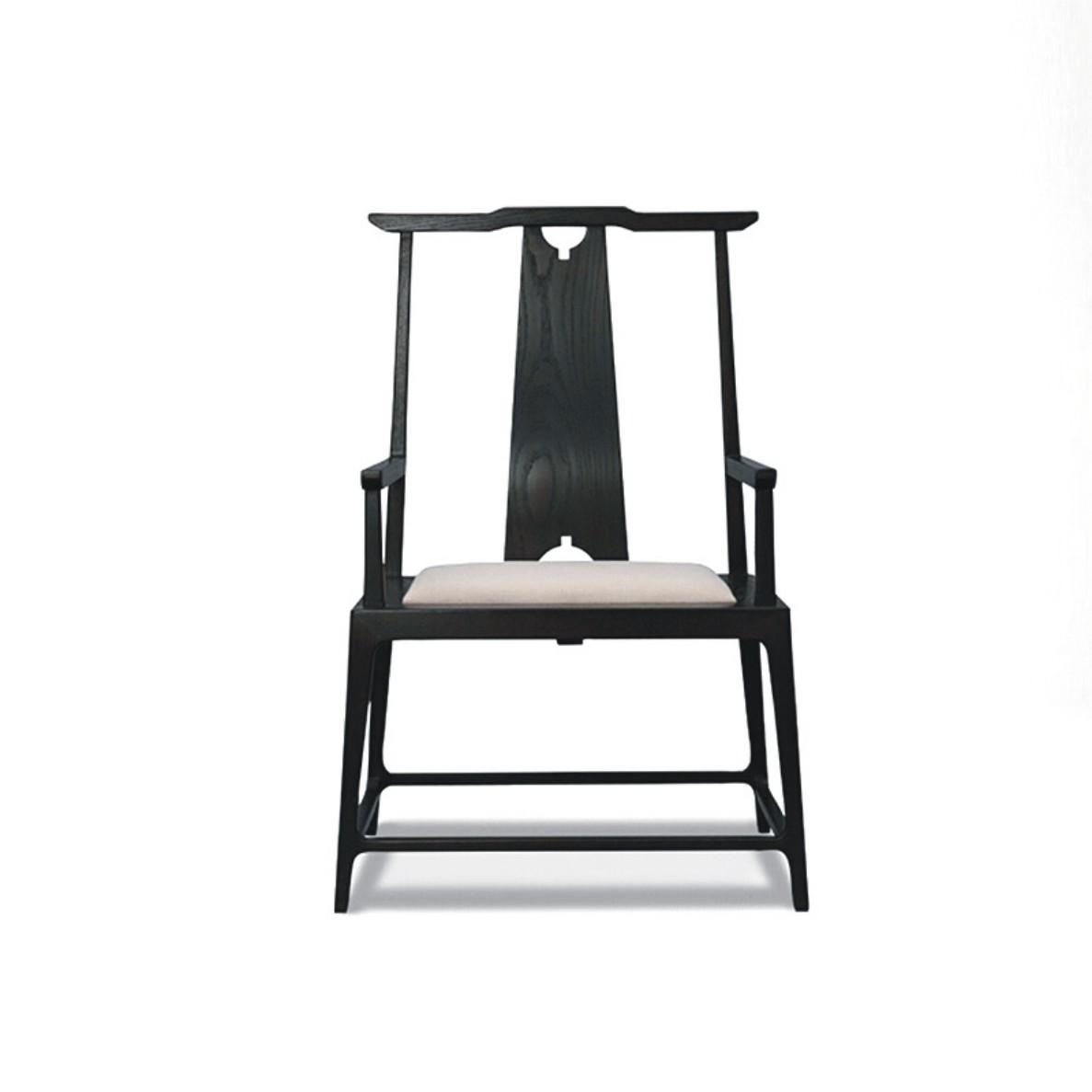 书房|书椅|创意家具|现代家居|时尚家具|设计师家具|新中式书椅H7