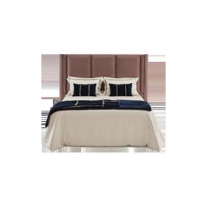 轻奢风格床H12