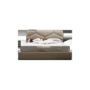 轻奢风格床H17