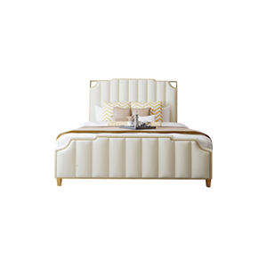 轻奢风格床H18