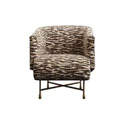 Bijoux休闲椅 Bijoux Lounge Chair 凯莉韦斯特勒