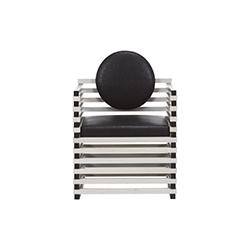 Hauser扶手椅 Hauser Arm Chair 凯莉韦斯特勒 Kelly Wearstler品牌 Kelly Wearstler 设计师