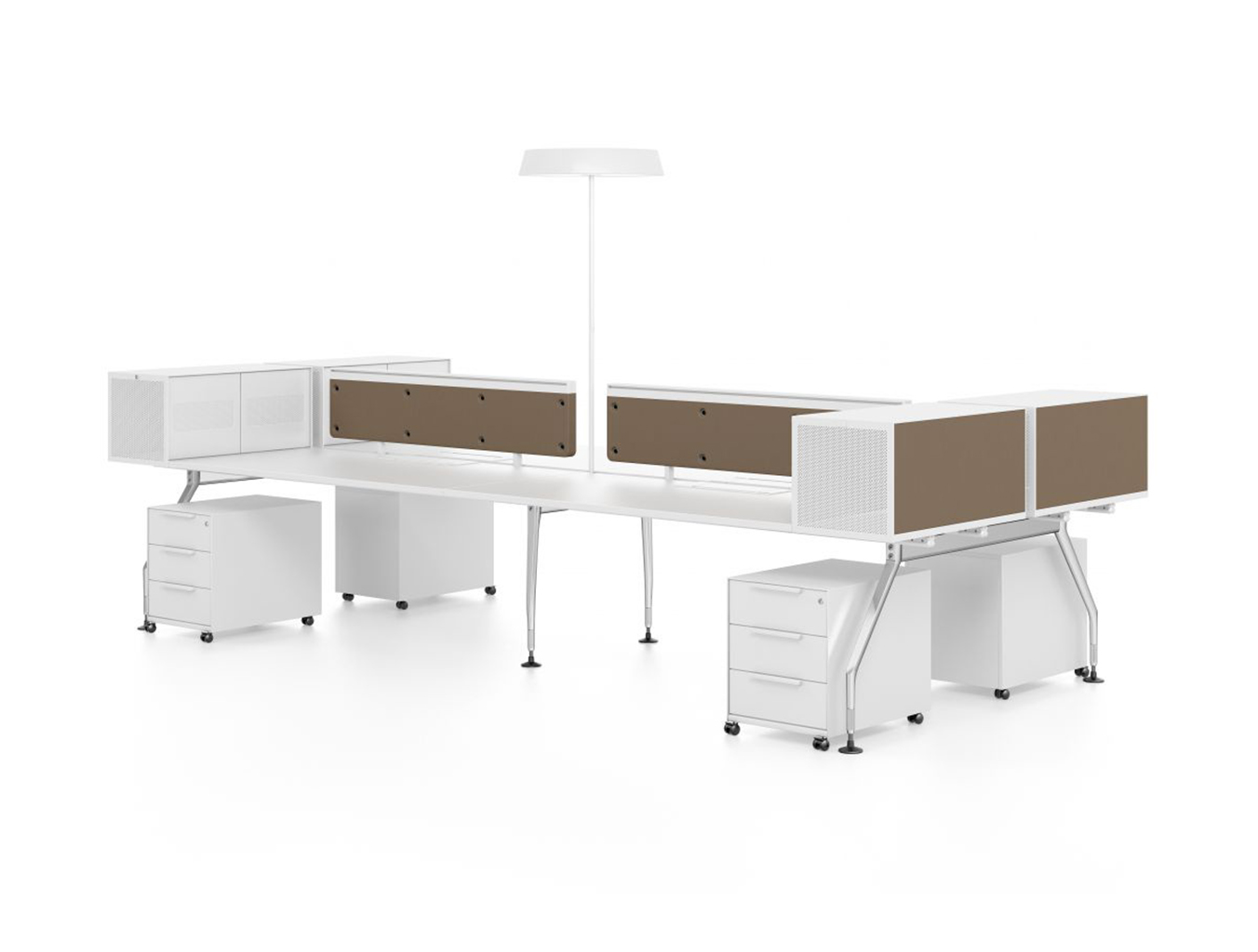 Ad Hoc 桌面组合办公台