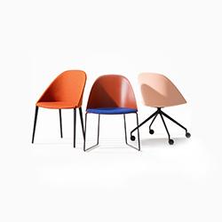 西拉休闲椅 Cila arper arper品牌 Lievore Altherr Molina 设计师