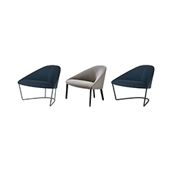 科利纳办公休闲沙发 Colina arper arper品牌 Lievore Altherr Molina 设计师