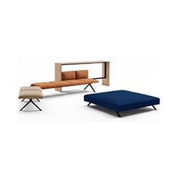 Kiik 空间等候椅 Kiik arper arper品牌 Ichiro Iwasaki 设计师