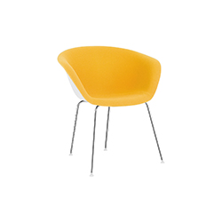 Duna 02 餐椅/会议椅 Duna 02 列沃勒·阿尔瑟尔·莫利纳 Lievore Altherr Molina