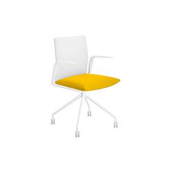 Kinesit 会议椅/洽谈椅 Kinesit arper arper品牌 Lievore Altherr Molina 设计师