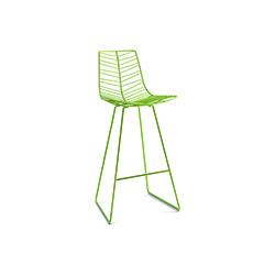 Leaf 金属户外吧椅 Leaf arper arper品牌 Lievore Altherr Molina 设计师