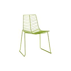 Leaf 金属户外餐椅 Leaf arper Lievore Altherr Molina