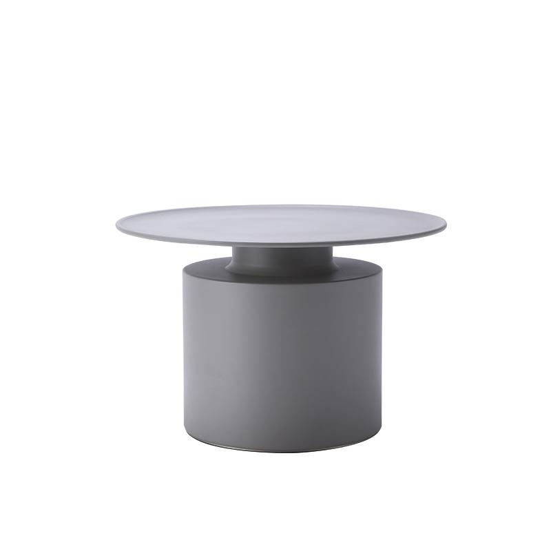 客厅 茶几/边几 创意家具 现代家居 时尚家具 设计师家具 北欧简约圆形金属茶几