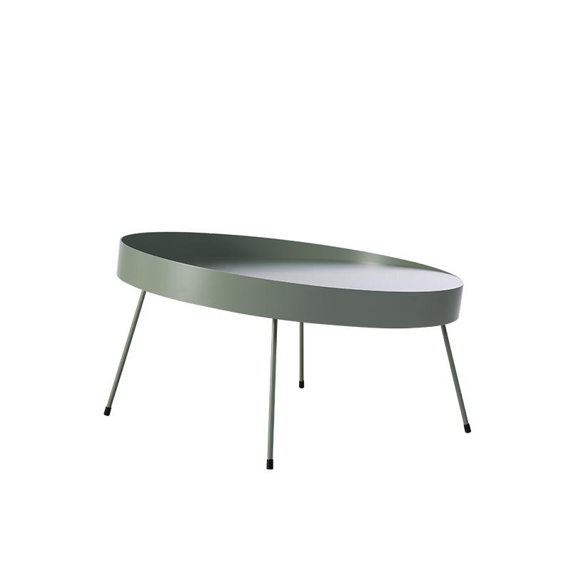 客厅|茶几/边几|创意家具|现代家居|时尚家具|设计师家具|北欧圆形铁艺小边几组合