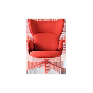 单人沙发休闲真皮躺椅
