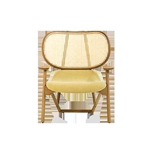 客厅书房单人休闲沙发椅子