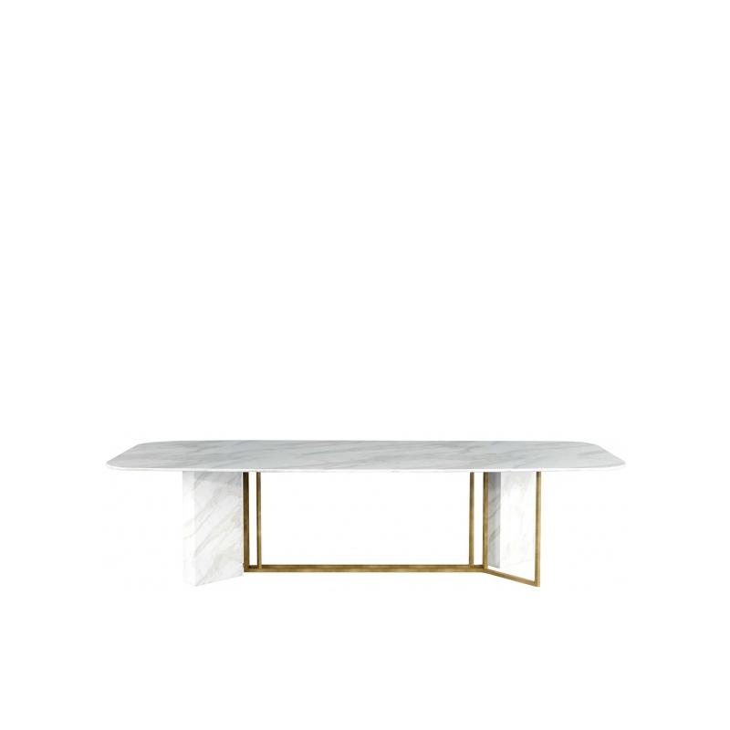 餐厅|餐桌|创意家具|现代家居|时尚家具|设计师家具|实木大理石餐桌