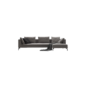极简轻奢沙发