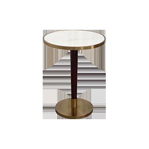北欧现代简约大理石咖啡桌