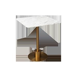 北欧大理石方桌