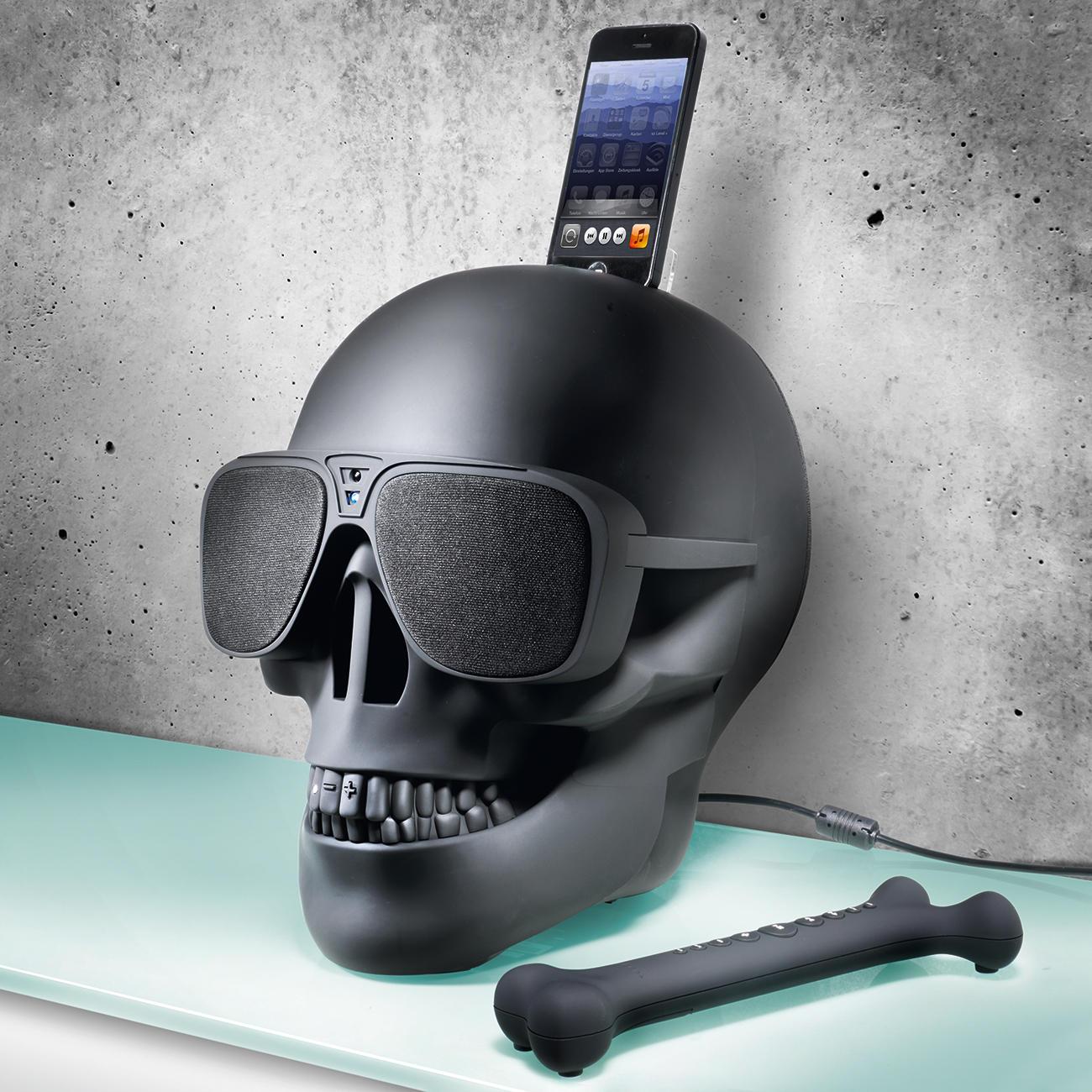 AeroSkull HD +音箱