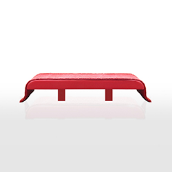 飞毯矮凳 Tappeto Volante Bench 罗萨托 rossato品牌  设计师